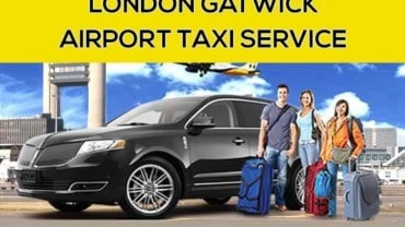 Get London Gatwick Airport Taxi service at Competent Rates