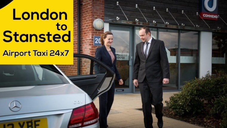 An easy way to get Airport Taxi Service from London to Stansted